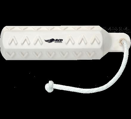 Apportable blanc 28 cm pour chien