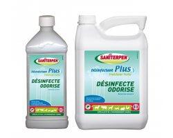 Désinfectant Plus Fraîcheur Verte SANITERPEN