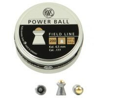 Boîte de plombs Power Bolt 4,5 mm RWS