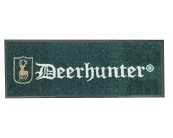 Paillasson 40x110 vert avec logo Deerhunter