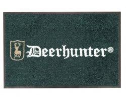 Paillasson 70x110 vert avec logo Deerhunter