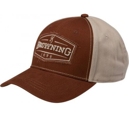 Casquette Browning Atlus Brick
