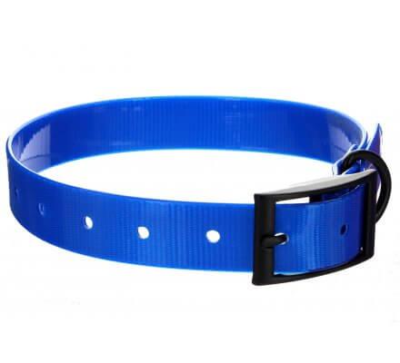Collier TPU bleu