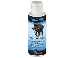 Tube odeur de faisan pour chien