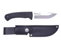 Couteau fixe Pro Hunter noir Browning