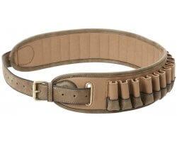 Cartouchière ceinture 25 tubes tissu Browning