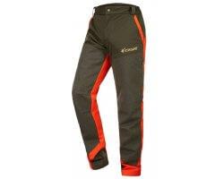 Pantalon de traque WILDTRACK orange Stagunt