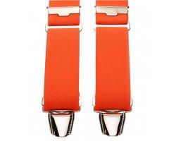 Bretelles harnais BICLIP orange