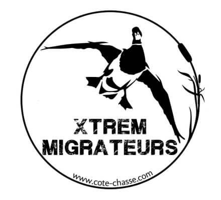 Autocollant colvert XTREM MIGRATEURS