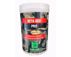 Poudre complément alimentaire BETA RED PRO Sauvag'in