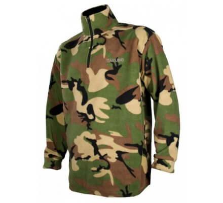 Sweat polaire camouflage TREELAND
