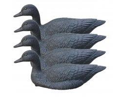 Pack 4 appelants oie noire flottante