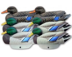 Pack 6 appelants colverts HD insubmersibles Lifetime Decoys