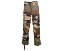 Pantalon camouflage vert enfant Percussion