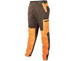 Pantalon chasse enfant orange SOMLYS