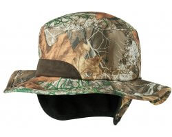 Chapeau Muflon reversible camouflage realtree Edge/orange Deerhunter