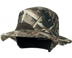 Chapeau Muflon reversible camouflage realtree Max-5/orange Deerhunter