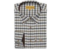 Chemise à manches longues Clemont  Verney Carron