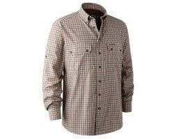 Chemise à carreaux manches longues Ridley Deerhunter