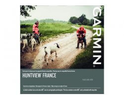 Carte Garmin Huntview France
