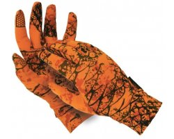 Gants tactiles camouflage GhostCamo Snake Blaze Pro Hunt