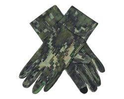Gants Predator Camouflage pixel IN-EQ Deerhunter
