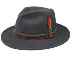 Chapeau Fedora en feutre STETSON