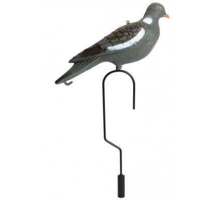 Crochet pour appelant pigeon