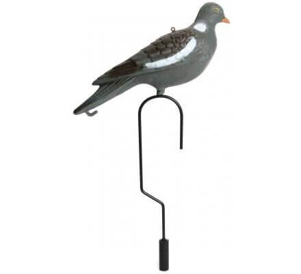 Lot 10 crochets pour pigeons