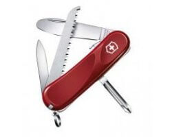 Couteau Junior rouge Victorinox