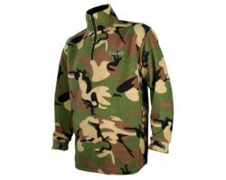 Sweat polaire camouflage TREELAND