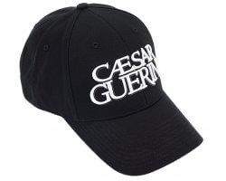 Casquette noire Caesar Guerini