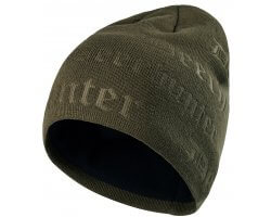 Bonnet kaki embossed Deerhunter