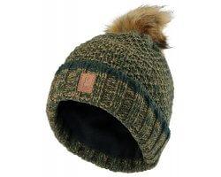 Bonnet tricot à pompon DEERHUNTER