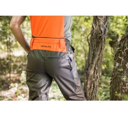 Pantalon salopette de traque Survivor SOMLYS