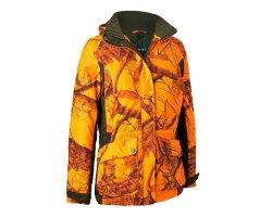 Veste de chasse femme Lady Estelle orange Deerhunter