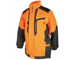 Veste anti-ronce enfant orange SOMLYS