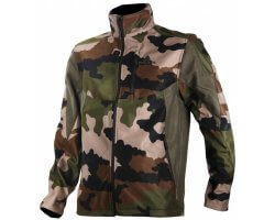 Veste softshell camouflage militaire SOMLYS