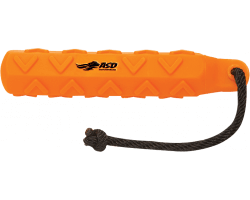 Apportable orange 25 cm pour chien