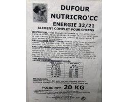 Croquette chienne allaitante et chiot 32/21 Nutricrocc