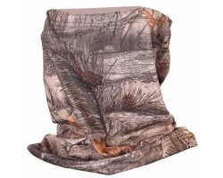 Tour de cou camouflage bois SOMLYS