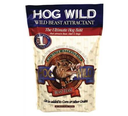 Attractant en poudre Hog Wild