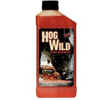 Attractant liquide Hog Wild Pig Punch 1,2 L