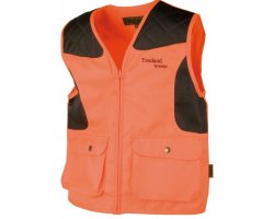 Gilet enfant anti-ronce orange TREELAND
