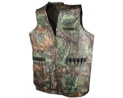 Gilet anti-ronce camouflage TREELAND