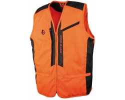 Gilet anti-ronce orange Spirit of Traque SOMLYS