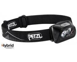 Lampe frontale compacte noir Actik PETZL