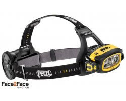 Lampe frontale ultra-puissante Duo S PETZL