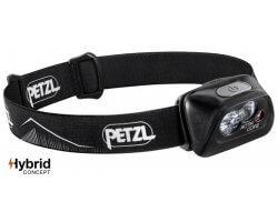 Lampe Frontale Actik Core Rechargeable Noir PETZL
