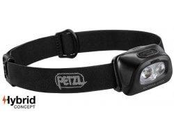 Lampe Frontale Tactikka + RGB noir PETZL